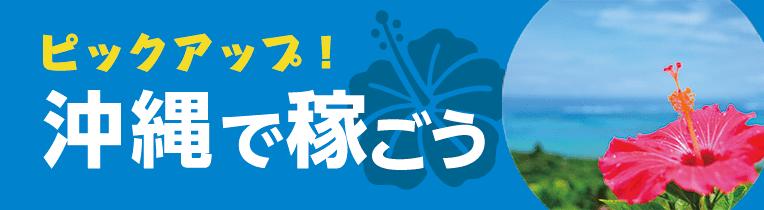 〜沖縄で稼ごう〜